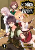 The Hidden Dungeon Only I Can Enter (Light Novel) Vol. 1 ebook by Meguru Seto, Takehana Note