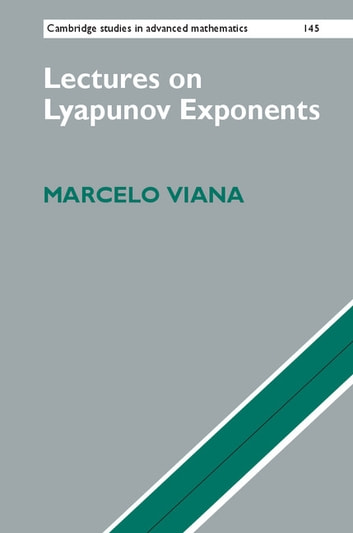 Lectures on Lyapunov Exponents ebook by Marcelo Viana