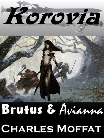 Brutus & Avianna ebook by Charles Moffat