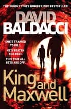 King and Maxwell: Book 6 ebook by David Baldacci