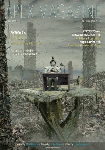 Apex Magazine Issue 102 ebook by Apex Magazine