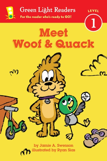 Meet Woof and Quack ebook by Jamie Swenson