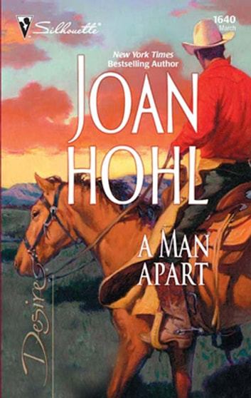 A Man Apart ebook by Joan Hohl
