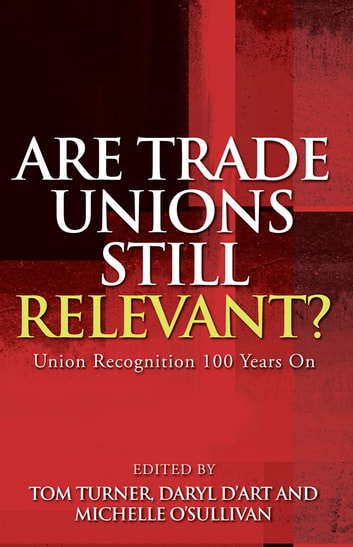 trade unions are no longer relevant The role of trade unions in the implementation of autonomous framework agreements christina niforou warwick papers in industrial relations.