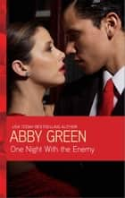 One Night with the Enemy ebook by Abby Green