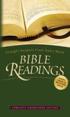 Bible Readings ebook by Tompaul Wheeler