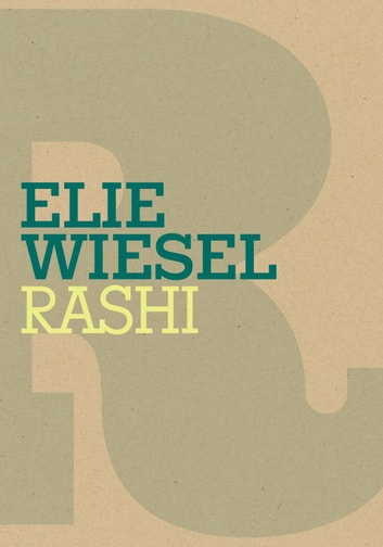 Rashi ebook by Elie Wiesel