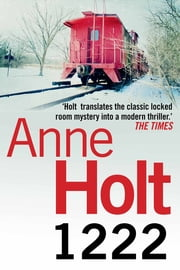1222 eBook by Anne Holt, Marlaine Delargy