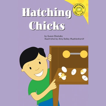 Hatching Chicks audiobook by Susan Blackaby