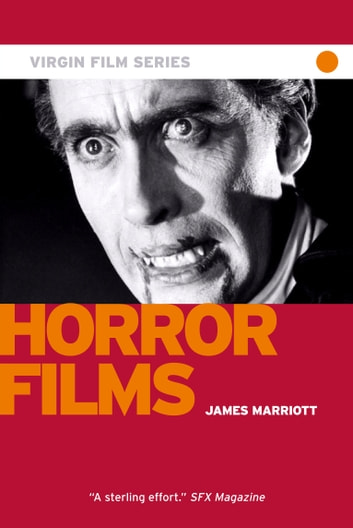Horror Films - Virgin Film ebook by James Marriott