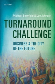 Turnaround Challenge: Business and the City of the Future ebook by Michael Blowfield,Leo Johnson