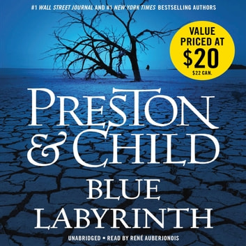 Blue Labyrinth livre audio by Douglas Preston,Lincoln Child