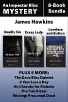 Inspector Bliss Mysteries 8-Book Bundle ebook by James Hawkins