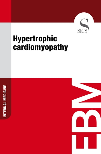 Hypertrophic Cardiomyopathy ebook by Sics Editore