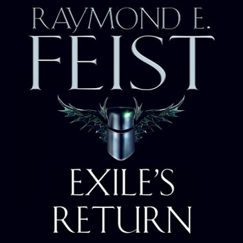 Exile's Return (Conclave of Shadows, Book 3) audiobook by Raymond E. Feist