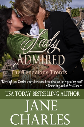 Lady Admired ebook by Jane Charles
