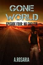 Gone World Episode Four: No Shelter ebook by A.Rosaria
