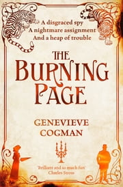 The Burning Page eBook by Genevieve Cogman
