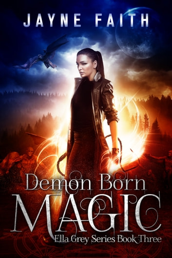 Demon Born Magic ebook by Jayne Faith
