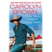 Long, Tall Cowboy Christmas audiobook by Carolyn Brown