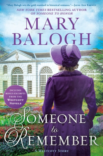 Someone to Remember E-bok by Mary Balogh
