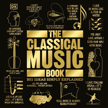 The Classical Music Book audiobook by DK