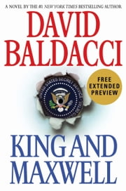 King and Maxwell - Free Preview (first 9 chapters) ebook by David Baldacci