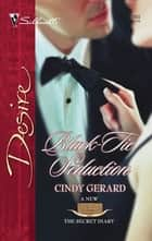Black-Tie Seduction ebook by Cindy Gerard
