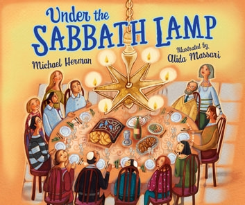 Under the Sabbath Lamp audiobook by Michael Herman