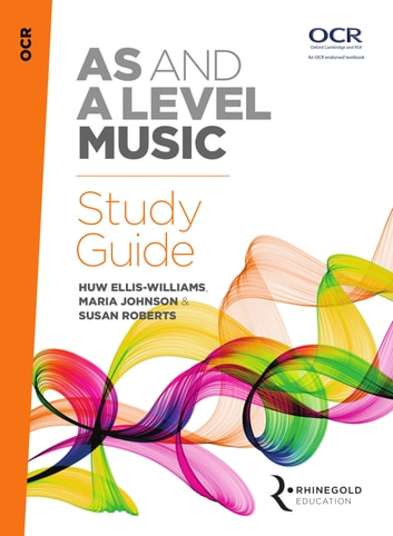 OCR AS And A Level Music Study Guide (2017-19) ebook by Rhinegold Education