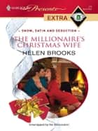 The Millionaire's Christmas Wife ebook by Helen Brooks