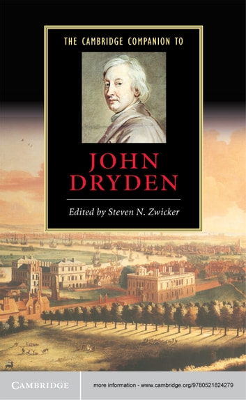 The Cambridge Companion to John Dryden ebook by