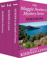 The Maggie Newberry Mysteries: Books 1,2,3 ebook by Susan Kiernan-Lewis