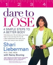 Dare to Lose PA ebook by Shari Lieberman,Nancy Pauling Bruning