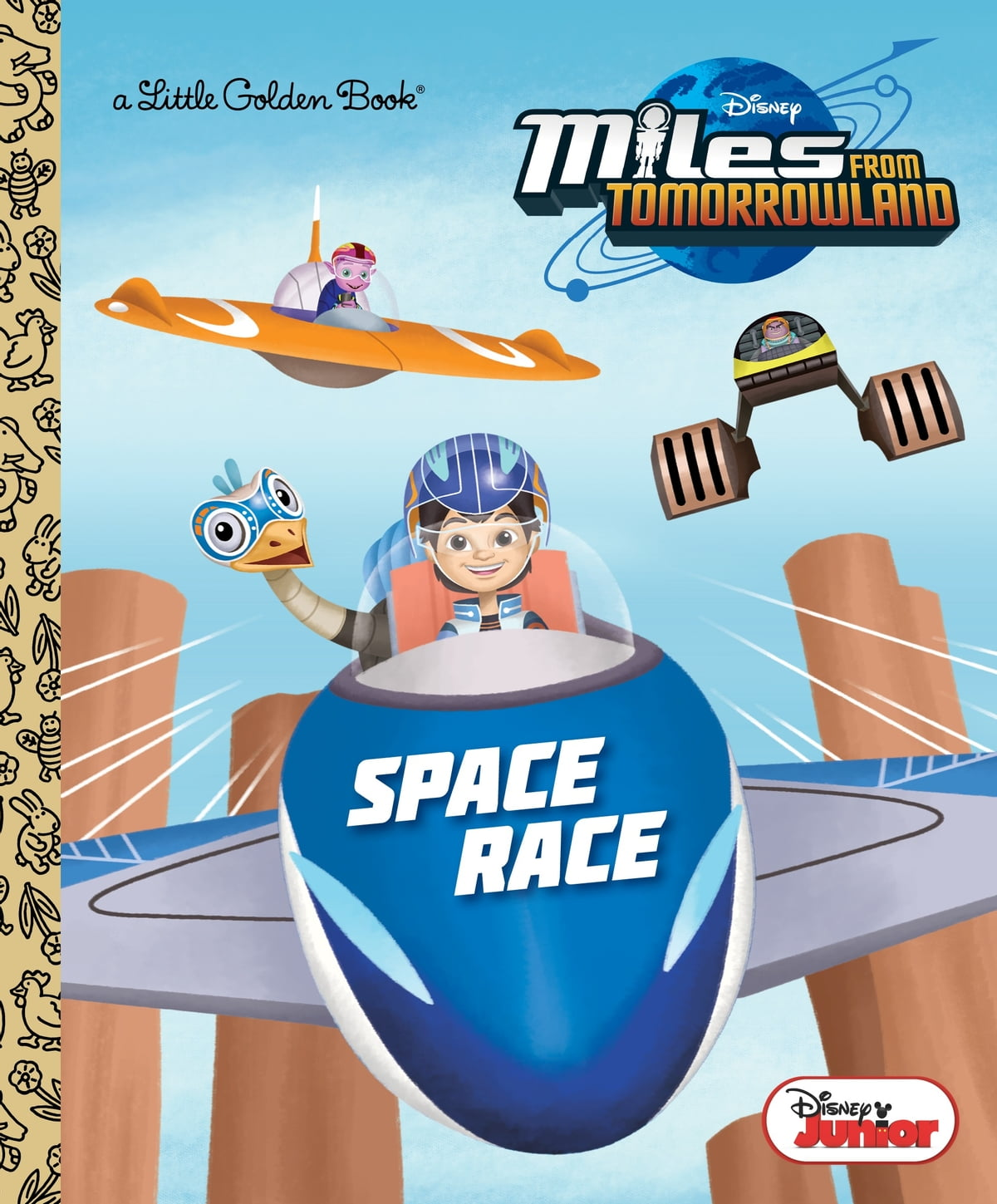 Space Race (Disney Junior: Miles From Tomorrowland) eBook by Lauren Forte -  9780736435703 | Rakuten Kobo