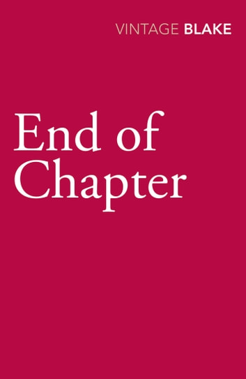 End of Chapter ebook by Nicholas Blake