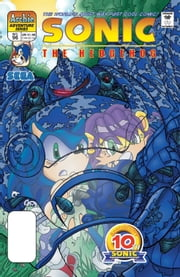"Sonic the Hedgehog #96 ebook by Karl Bollers,Ken Penders,Nelson Ribeiro,Ron Lim,Pam Eklund,Jim Amash,Patrick ""SPAZ"" Spaziante,Harvey Mercadoocasio"