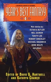Year's Best Fantasy 4 ebook by David G. Hartwell,Kathryn Cramer