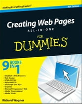 Creating Web Pages All-in-One For Dummies ebook by Richard Wagner
