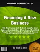Financing A New Business ebook by Gerald S. James