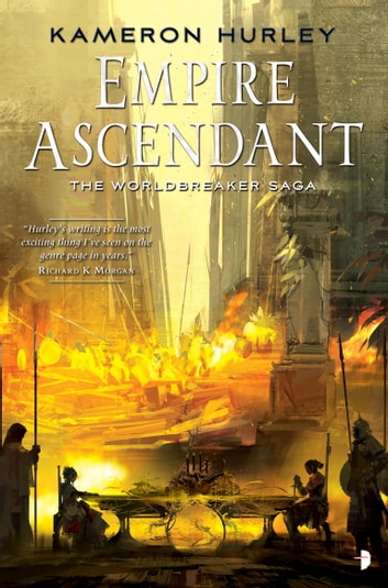 Empire Ascendant ebook by Kameron Hurley