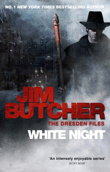 White Night - The Dresden Files, Book Nine ebook by Jim Butcher