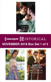 Harlequin Historical November 2018 - Box Set 1 of 2 - Convenient Christmas Brides\An Earl for the Wallflower Widow\Beauty and the Brooding Lord ebook by Ann Lethbridge, Sarah Mallory