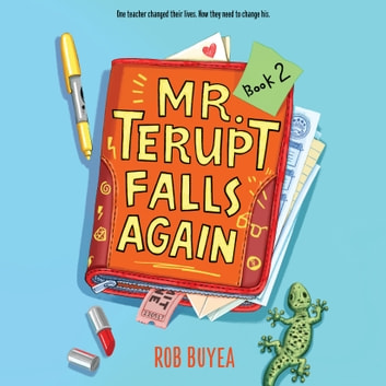 Mr. Terupt Falls Again audiobook by Rob Buyea