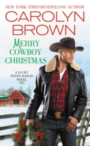 Merry Cowboy Christmas ebook by Carolyn Brown