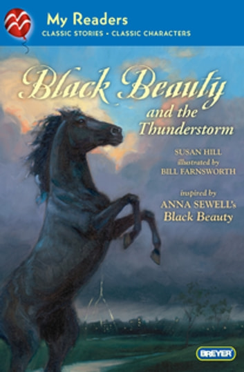 Black Beauty and the Thunderstorm ebook by Susan Hill,Anna Sewell
