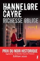 Richesse oblige ebook by Hannelore Cayre