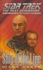 Ship of the Line ebook by Diane Carey