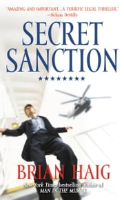 Secret Sanction ebook by Brian Haig