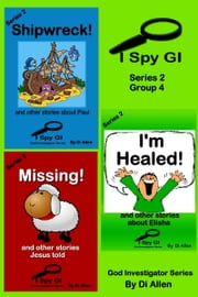 I Spy GI Series 2 Group 4 ebook by Di Allen